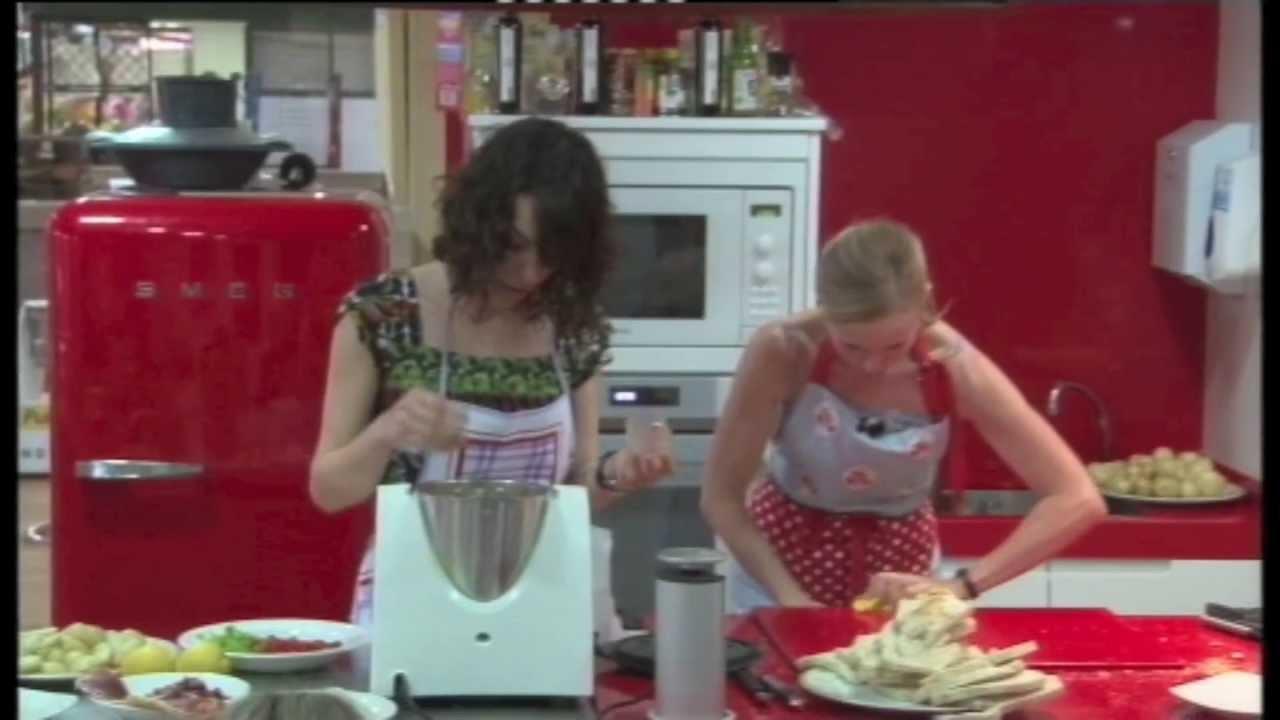 Blogueras murcianas cocinan para el Aula de Cultura Gastronómica