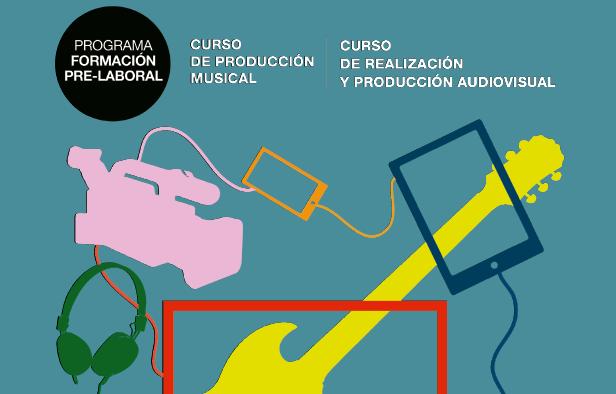 Producción musical, realización y producción audivisual