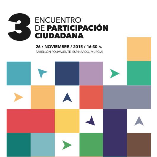 Tercer encuentro de participación ciudadana, jueves 26 de nov 2015