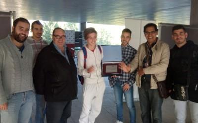 MediaLab ES recibe el premio de desarrollo local y empleo