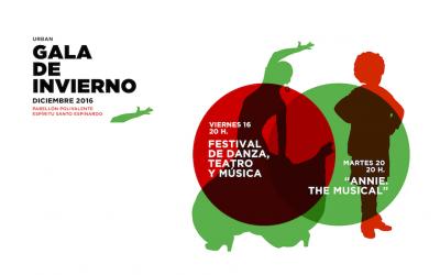 Gala de Invierno 2016 en el Espíritu Santo de Espinardo