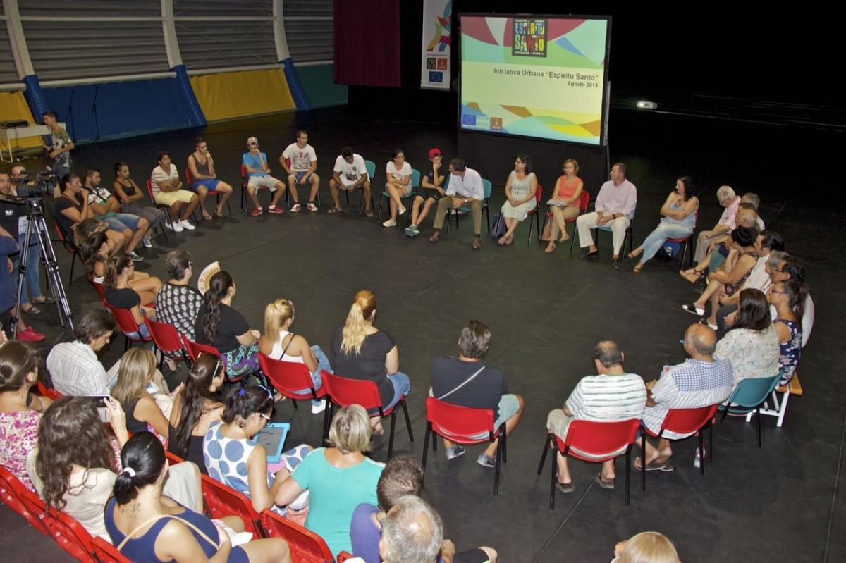 Alcalde de Murcia en MediaLab ES - 7 / 8