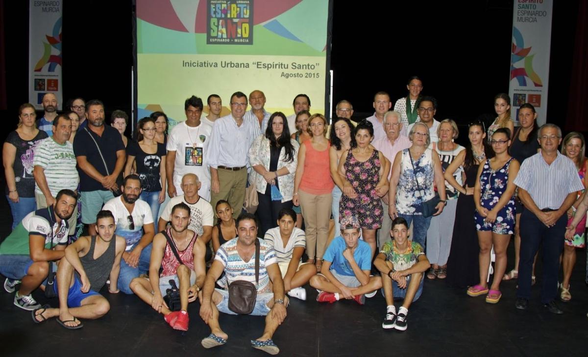 Alcalde de Murcia en MediaLab ES - 8 / 8