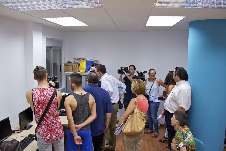 Alcalde de Murcia en MediaLab ES - 3 / 8