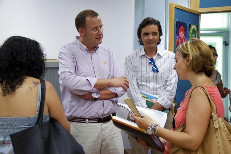 Alcalde de Murcia en MediaLab ES - 1 / 8